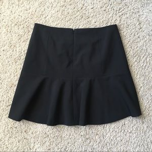 Theory Wool mini skirt size 0